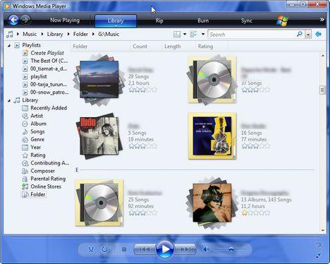 how to find album art for windows media player