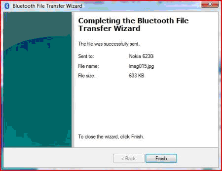 File Transfer Wizard