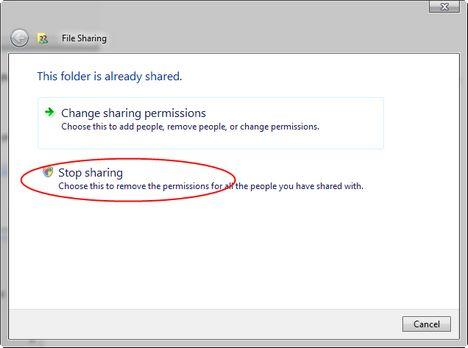 How to share files and folders - Windows Tutorials