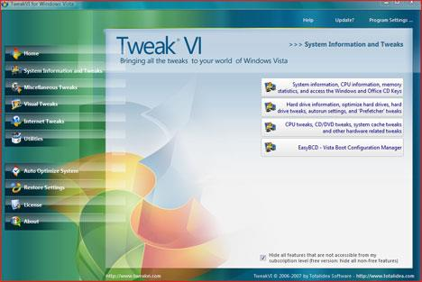 Tweak VI Basic